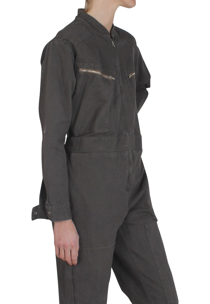 Detroit Boilersuit Khaki