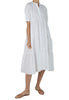 Sonya Midi Dress White