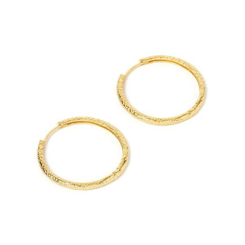 Corin Earrings Gold