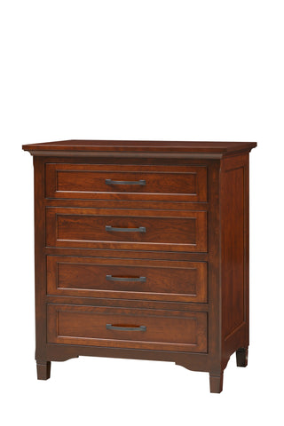 Lexington 4-Drawer Chest of Drawers