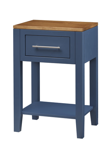 Tuscany 1-Drawer Night Stand w/ Bottom Shelf
