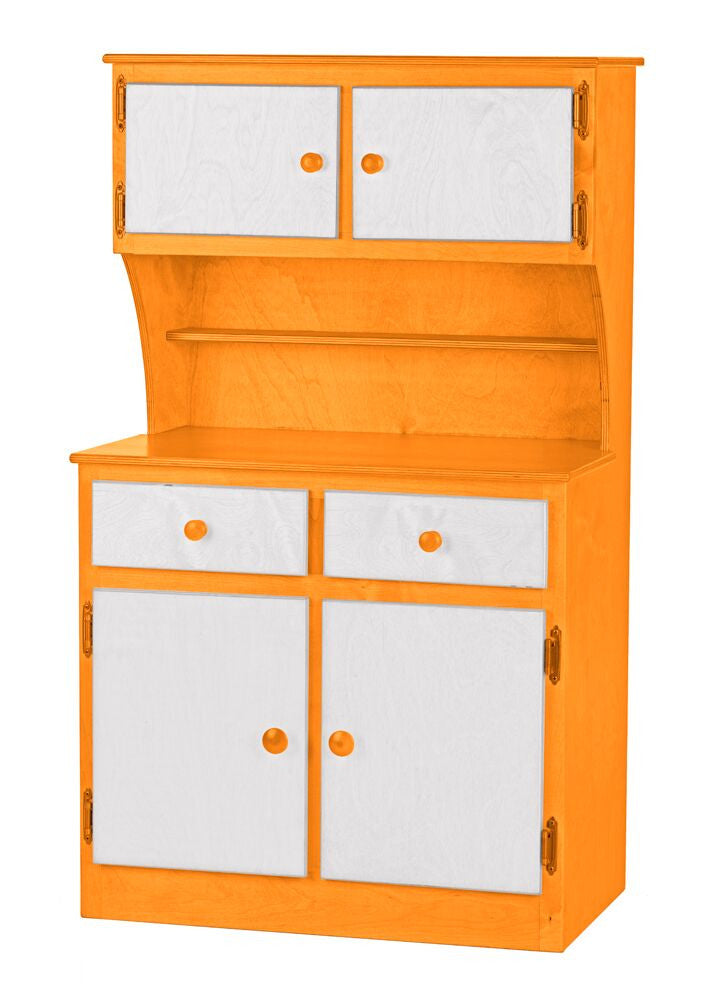 Children's Hutch- Two Tone