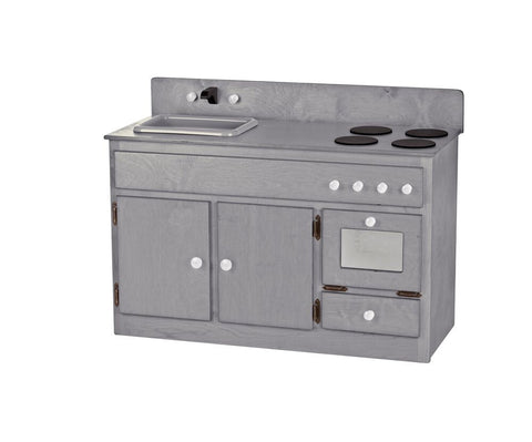 Children's Sink and Stove- Industrial Style