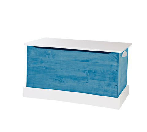 Children's Toy Box- Two Tone