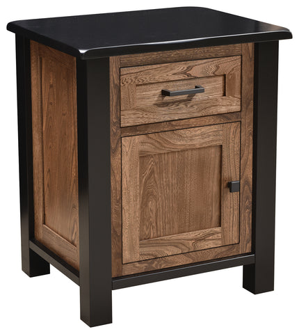 Empire 1 Door 1 Drawer Night Stand