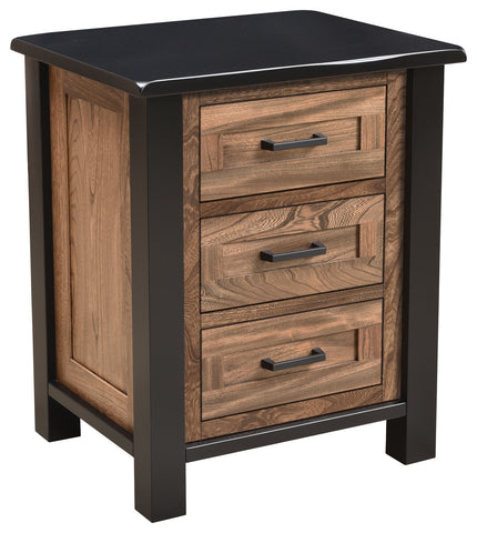 Empire 3 Drawer Night Stand