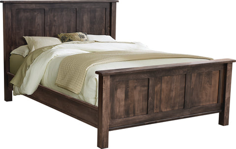 Empire Bed with Footboard