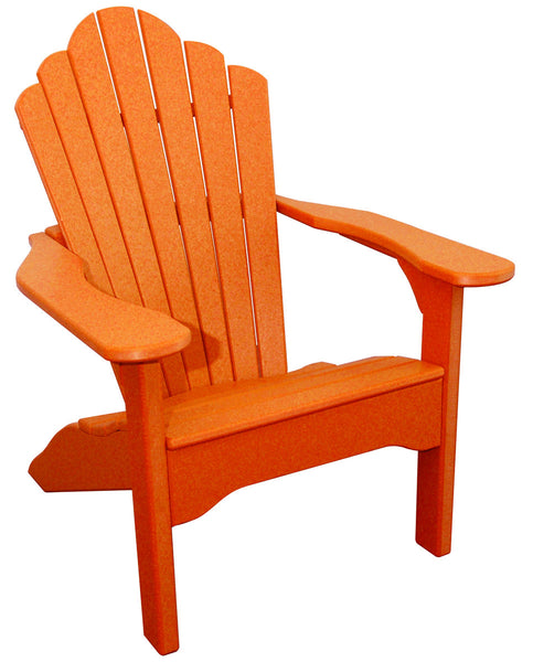 snuggle back adirondack chair against the grain