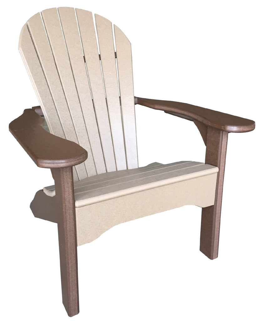 Comfy-Back Adirondack Chair