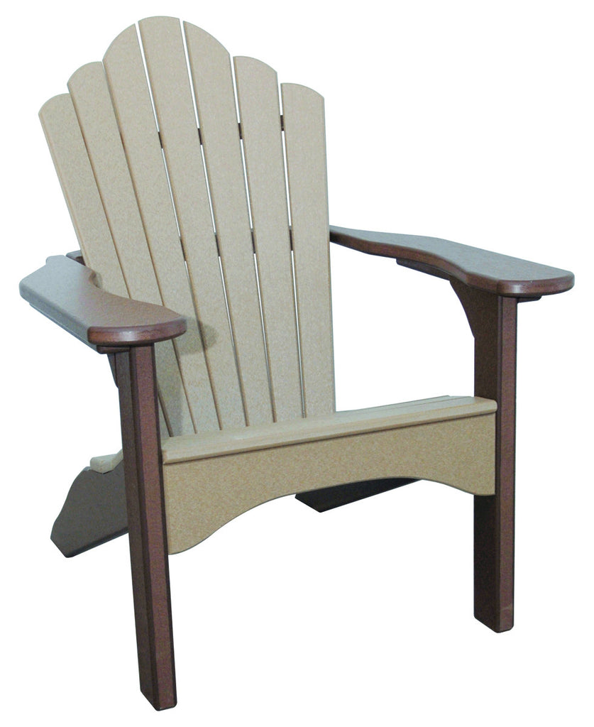 Snuggle Back Adirondack Chair