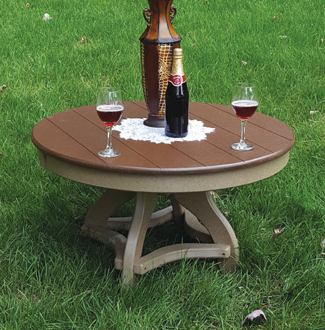 Round or Square Chat Table