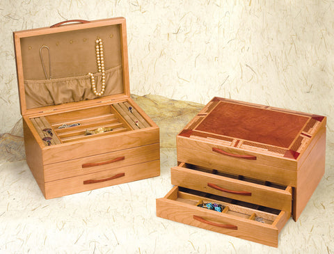 Mission Style Jewelry Box