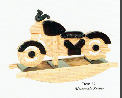 Motorcycle Rocker
