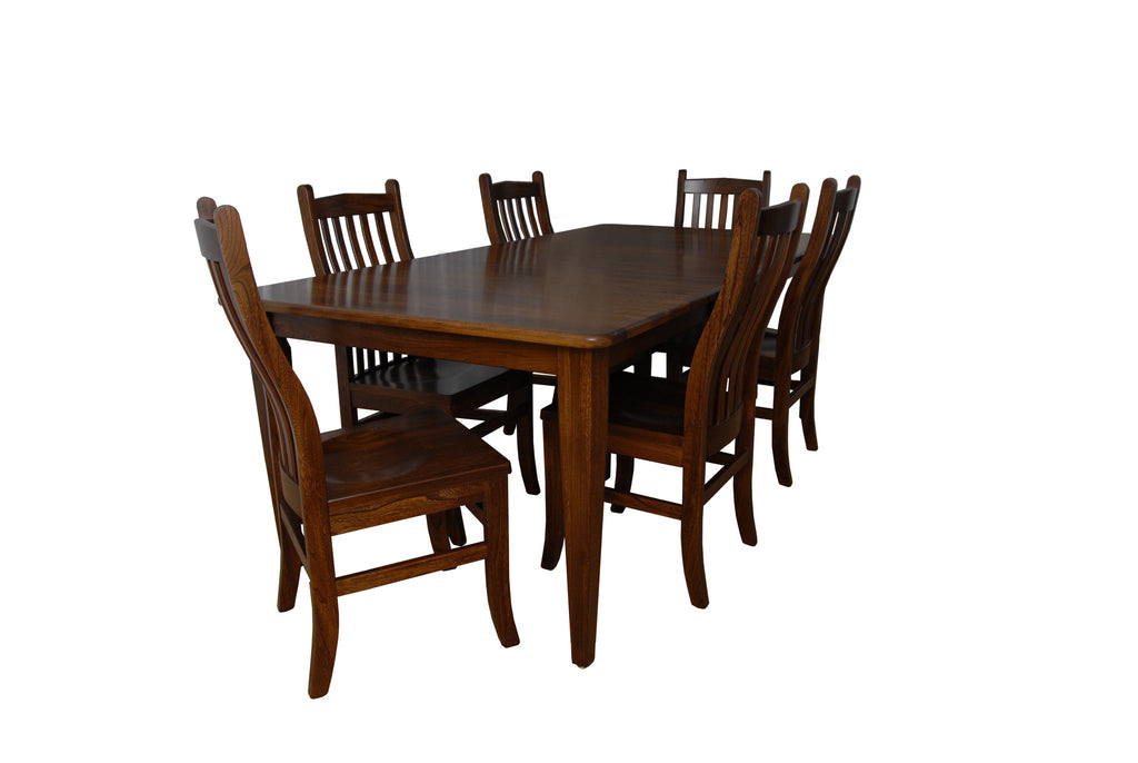 Shaker Extension Table and Chairs