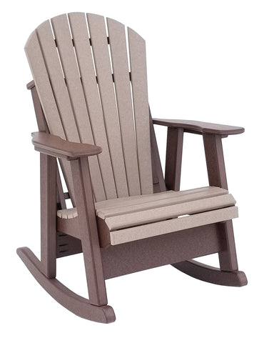 Comfy Back Rocking Chair