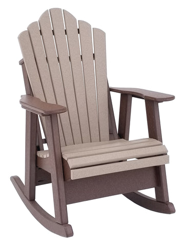 Snuggle Back Rocking Chair