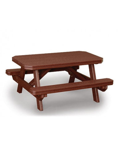 Childrens Table with Benches (Attached)