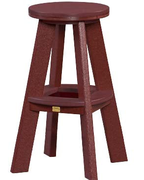 Enjoyable Bar Height Stool Squirreltailoven Fun Painted Chair Ideas Images Squirreltailovenorg