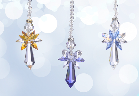 Limelight Lamps is giving out a Swarovski crystal angel with any purchase of $300 or more.