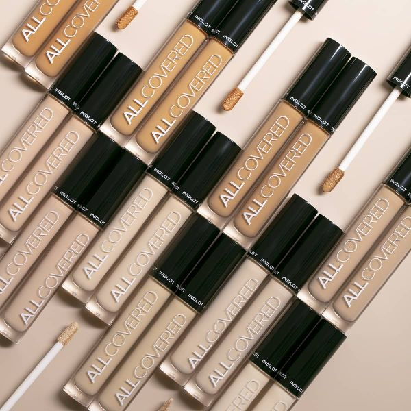 INGLOT COSMETICS CANADA ALL COVERED UNDER EYE CONCEALER