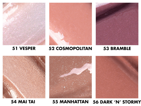 Me Like Volumizing Lip Gloss Swatches
