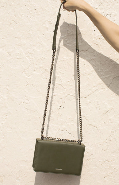 MS small bag OLIVE GREEN