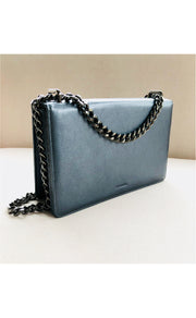 Metallic crossbody bag - grande - SERRANO