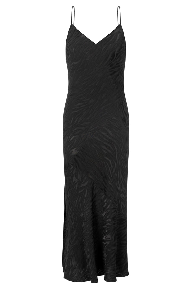Sustainable Black Dress - SERRANO