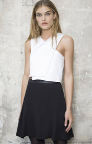 High Waisted Skirt - SERRANO