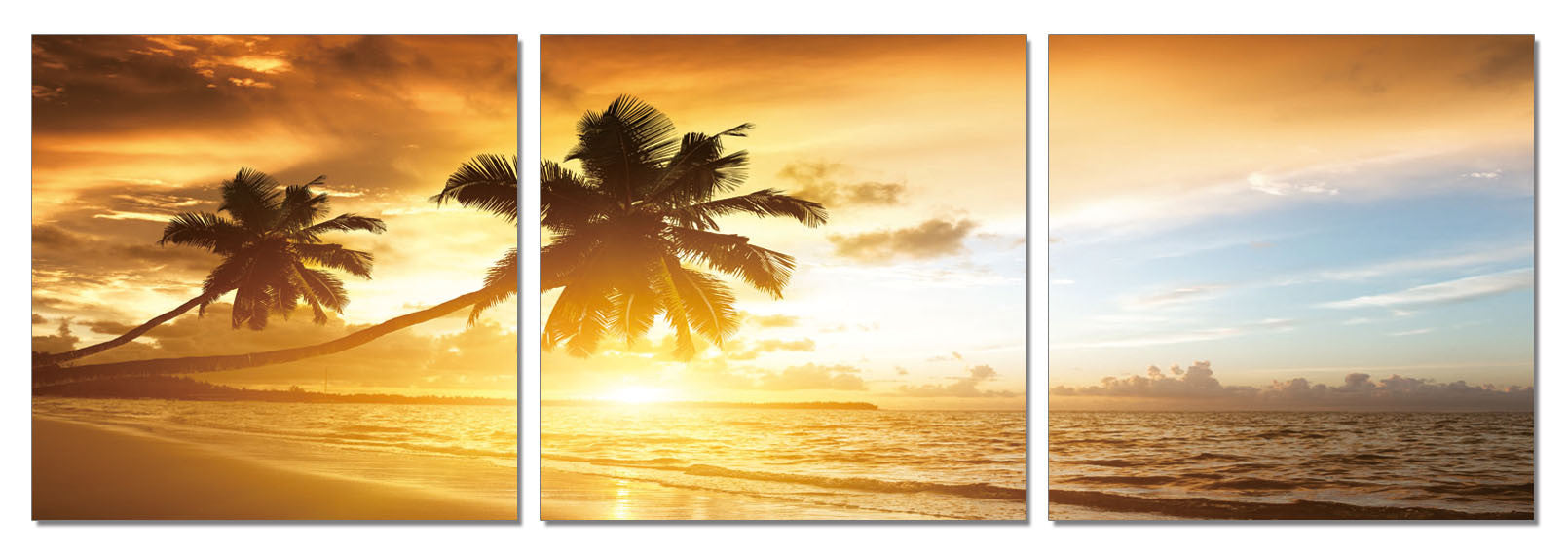 Sunset - Hawaii - California Wall Art