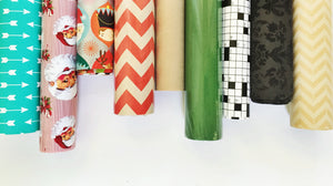 Go GREEN – 10 unique & sustainable ways to wrap gifts