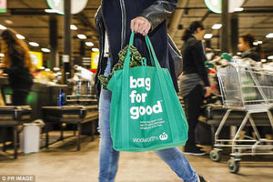 Go GREEN – 5 Reasons You Need To Clean Your Reusable Bags