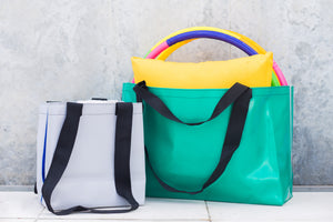 The ENCORE Tote - 3 sizes (multiple colour options)
