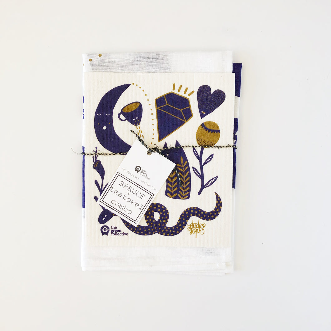 Mystic Stories SET by Studio Soph (50% Linen)