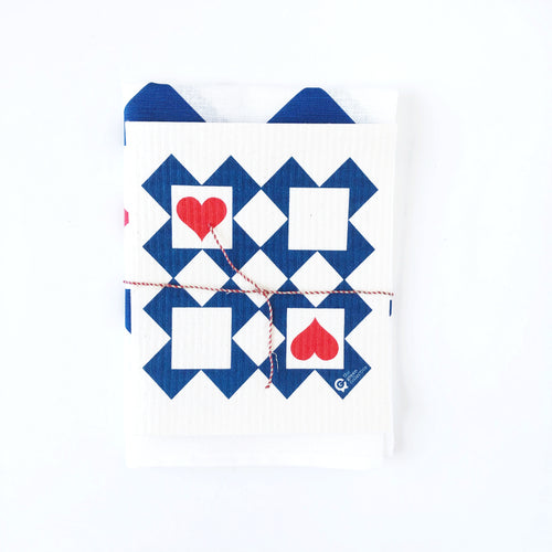 Ace Of Hearts SET (50% Linen)