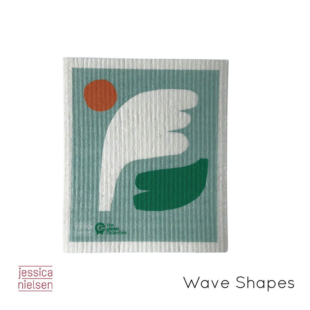 Wave Shapes SPRUCE By Jessica Neilsen