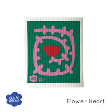 Flower Heart SPRUCE by Claire Ritchie