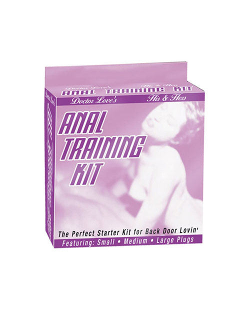His & Hers Anal Training Kit