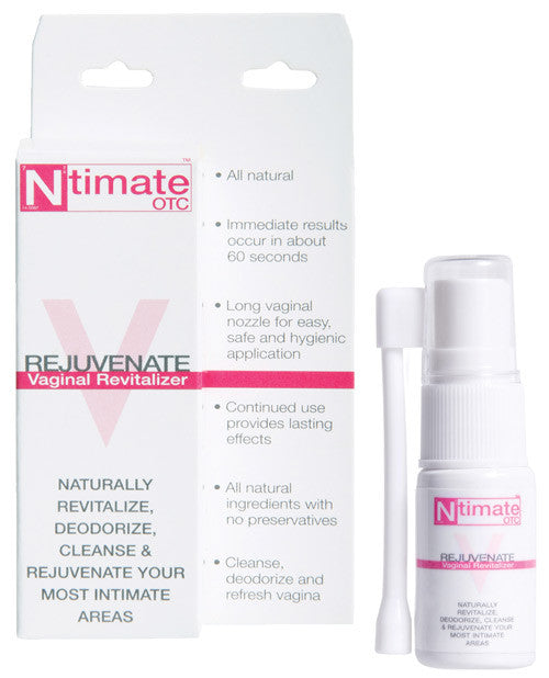 Evolved Ntimate Otc Rejuvenate - 10 Ml