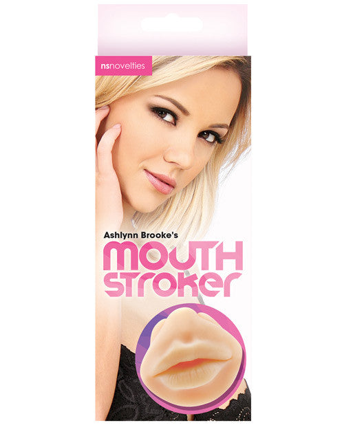 Ns Novelties Ashlynn Brooke Mouth Stroker