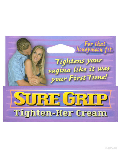 Sure Grip Tighten Her Cream - .5 Oz