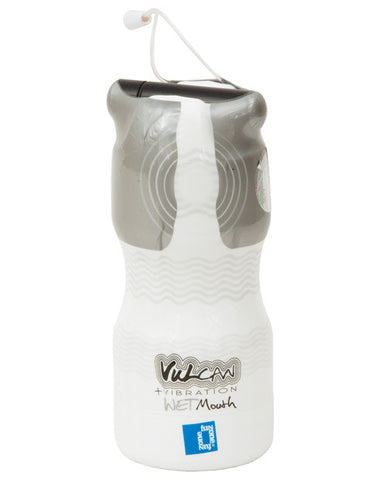 Funzone Vulcan Vibrating Wet Mouth