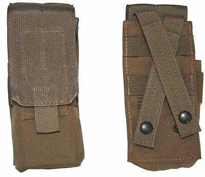 Single Double Mag Pouch (New) - G.I. JOES
