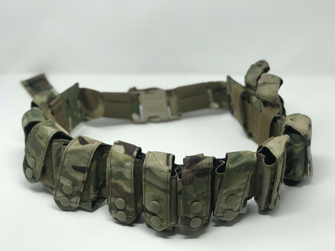 T3 40mm M203 Round Belt / Bandoleer- Multicam