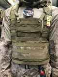 Eagle Industries FSBE Rhodesian Recon Vest Chest Rig RRV Coyote USMC