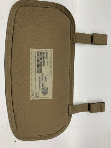 USMC Issued IMTV Lower Back Protector Pad NSN 8470-01-586-8924 Coyote NEW!