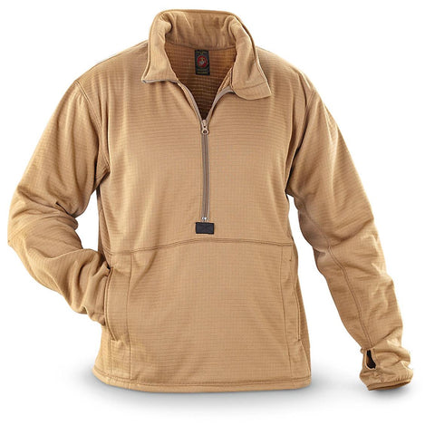 New Pullover Grid Fleece FR - G.I. JOES