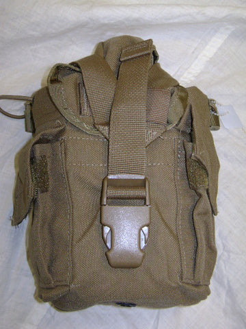 USMC Coyote Canteen Cover (Used) - G.I. JOES