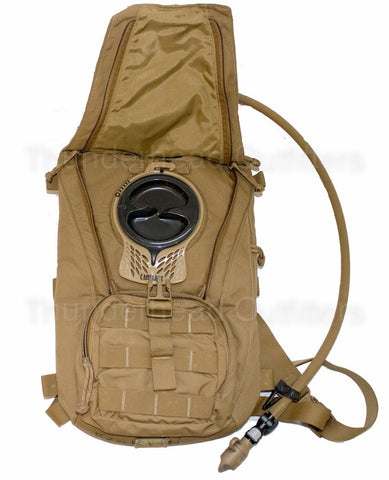 New USMC FILBE Hydration Pack with 3L 100 Ounce Bladder