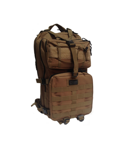 VENOM 48 HR TACTICAL PACK - G.I. JOES